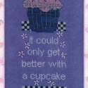 Better With a Cupcake
