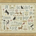 Antique Animal Sampler