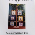Summer Window Tree