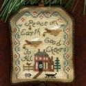 2007 Sampler Ornament