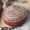 Bargello Pin Cushion