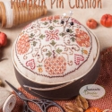 Pumpkin Pin Cushion