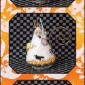 Candy Corn Ghost Mouse - Ltd. Ed.