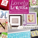 Lovely Letters - Annie's Cross Stitch