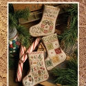 Flora McSample's 2013 Christmas Stockings