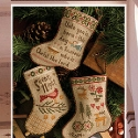 Flora McSample's 2014 Stockings