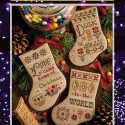 Flora McSample's 2015 Christmas Stockings