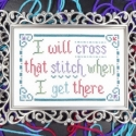 Cross That Stitch