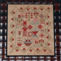 Christmas Colors MD's Sampler