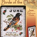 Birds of the Month June