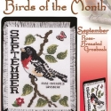 Birds of the Month September