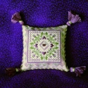 Plum Fancy Pincushion