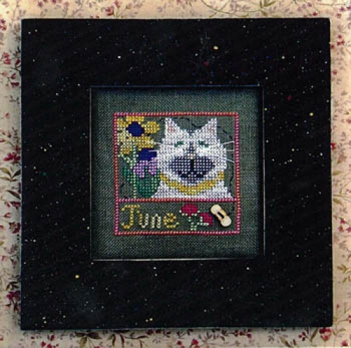Kitty Kalendar - June
