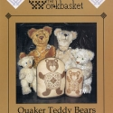 Quaker Teddy Bears