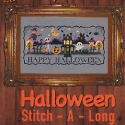 Halloween Stitch A Long, Pt. 1