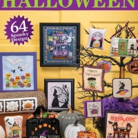 Just Cross Stitch Halloween Issue 2018